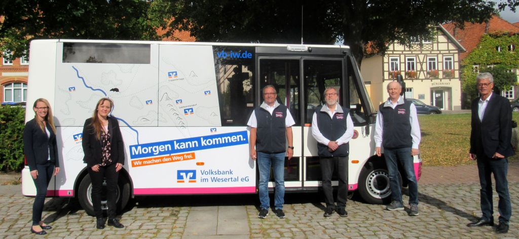 Bus mit Voba small